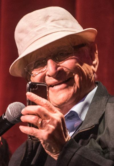 Ebertfest: Television titan Norman Lear wows audience