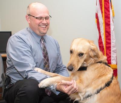 Coroner dog1