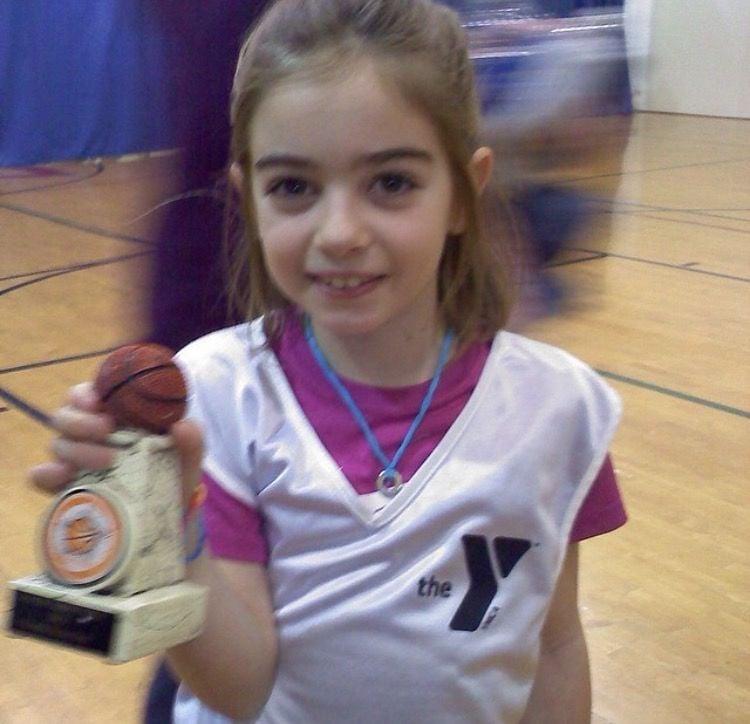 Erin Houpt Y basketball