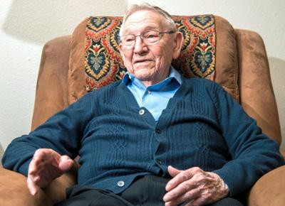 Those Who Served: Veteran of two wars had a few close calls