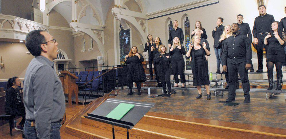 Parkland choir1