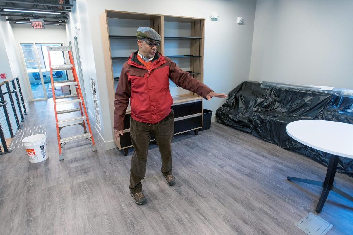 New version of Nesbitt African American Cultural Center nearly ready to open on UI campus