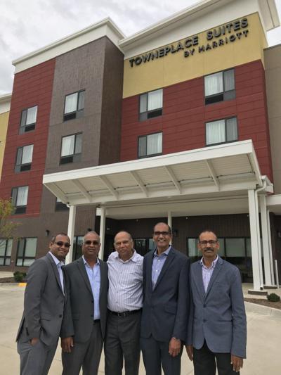 AU Danville hotel TownePlace Suites