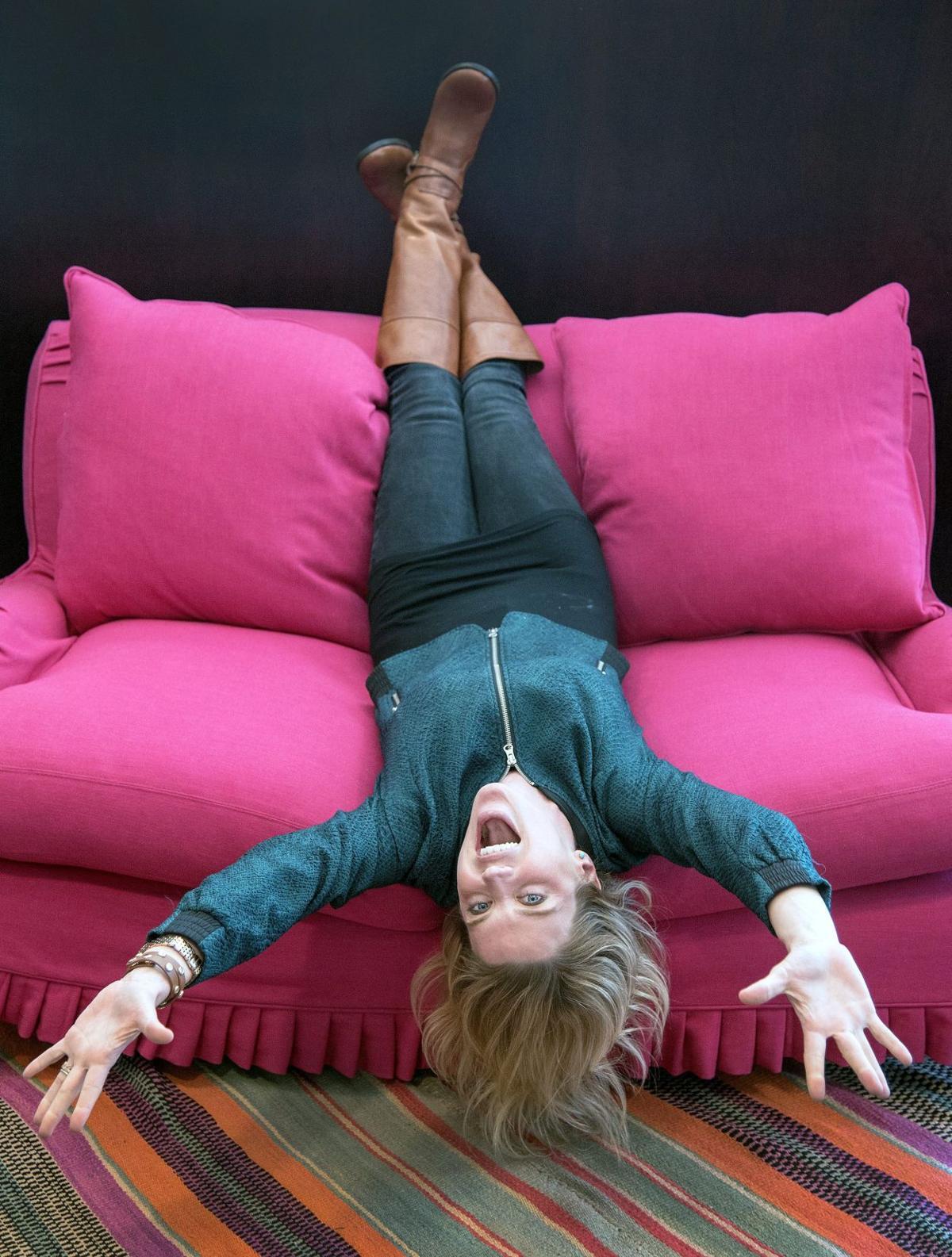 Getting Personal: Jill Harlan