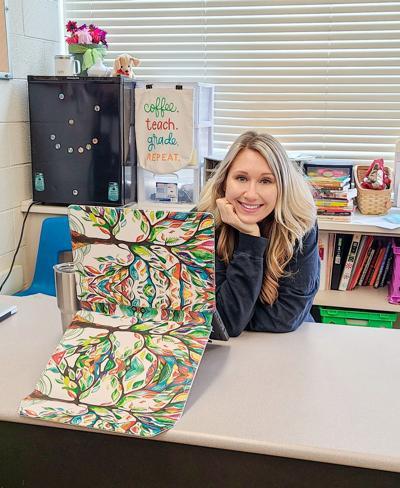 Teacher of the Week: Meagan-Stenzel