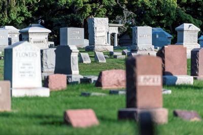 Area cemeteries say they've got plenty of space available