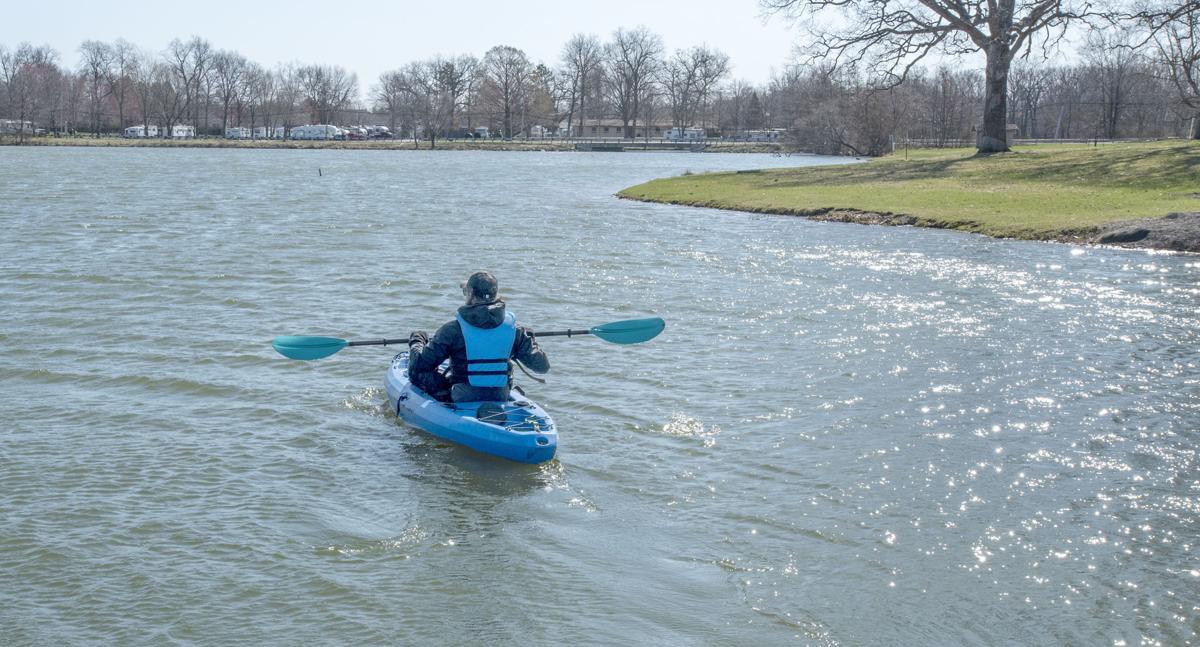 low kayak