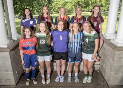 2019 N-G All-Area girls' soccer teams