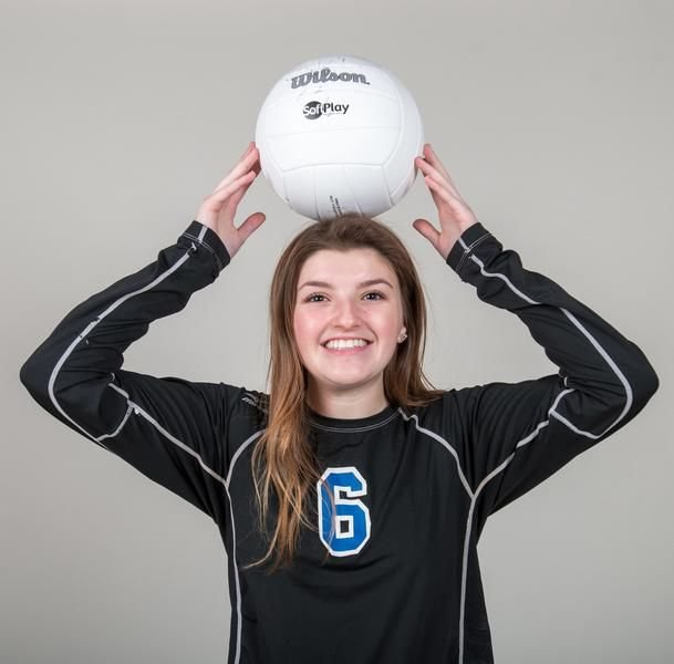 Meet the first team | 2018 N-G All-Area volleyball