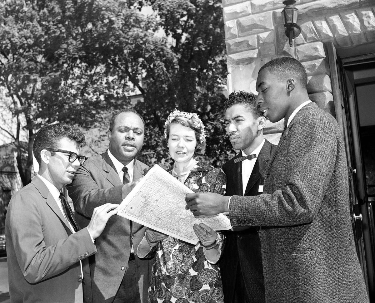 Life Remembered: Ben Cox, one of Freedom Riders