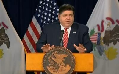 Pritzker on Madigan