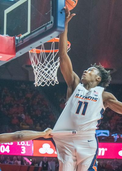 Dosunmu's dominance is in the details