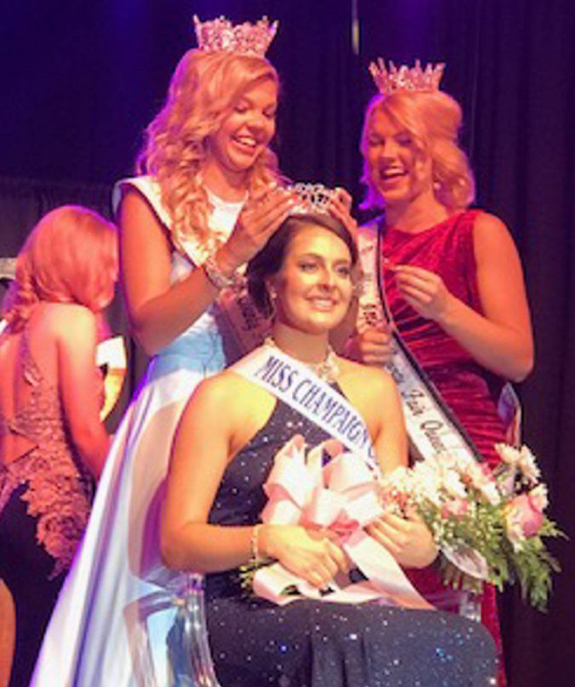 2019 Champaign County Fair Queen