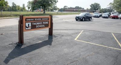 Thomas Paine Elementary sign
