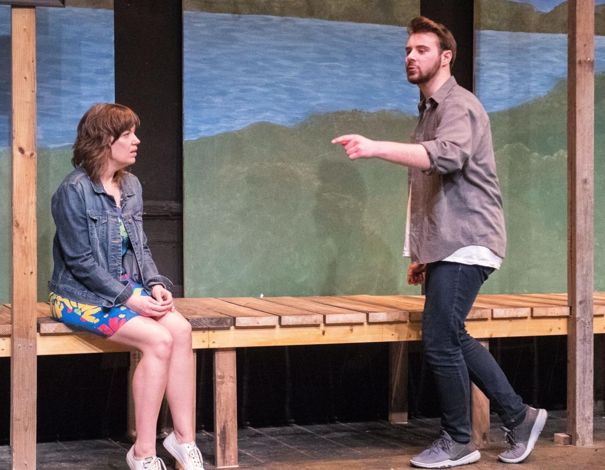 'Love drives the action' in Station's Chekhov reboot 'Stupid ------- Bird'