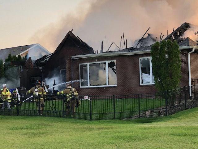 Savoy house fire