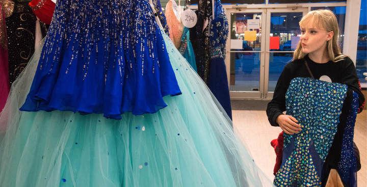 Miss Moultrie-Douglas County Pageant Dress Sale | News