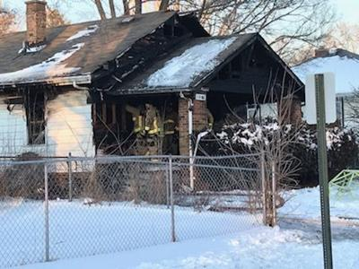 Urbana house fire