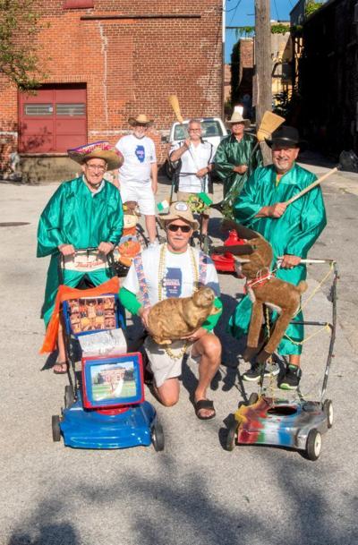 Lawn Rangers Broom Fest