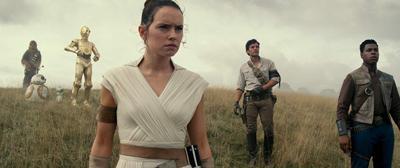 SR Star Wars Rise of Skywalker