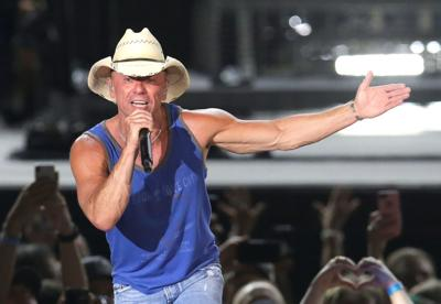 Tailgating's a no, so Chesney party set for State Farm Center concourse