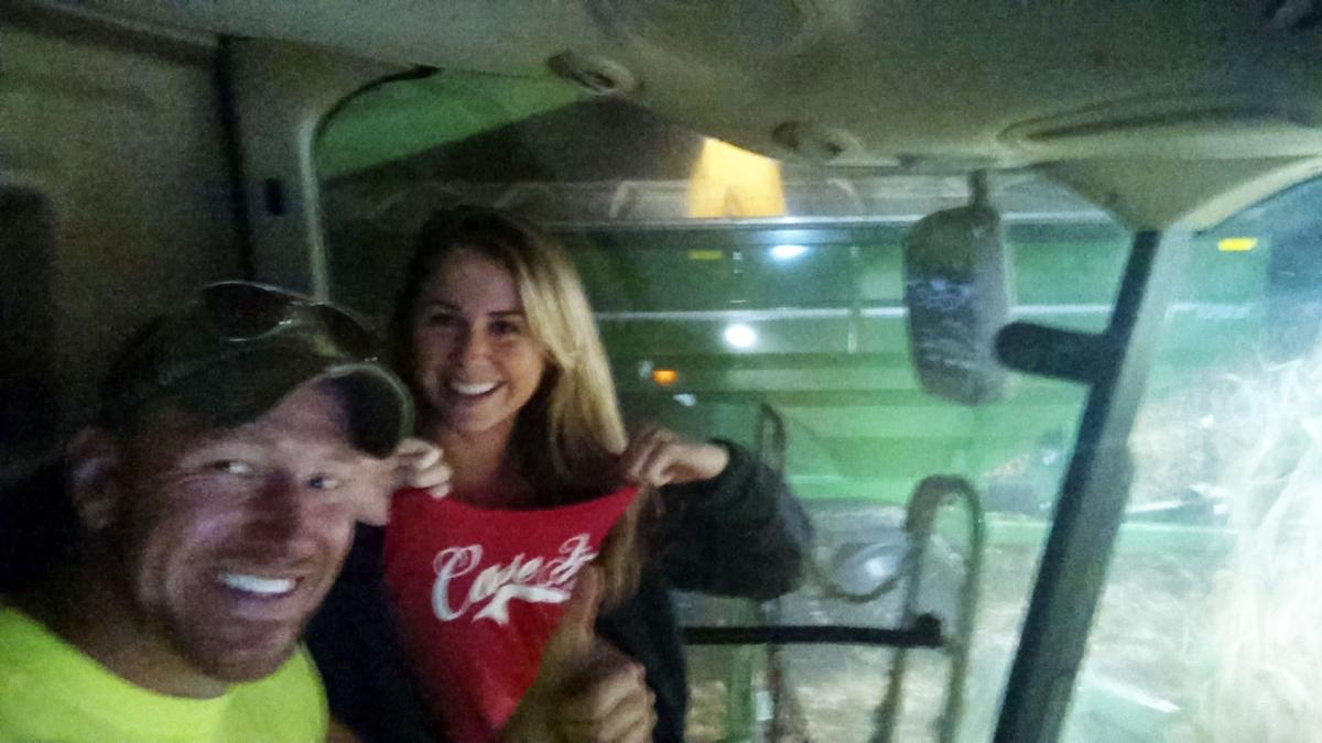 Jake, wife in cab.jpg