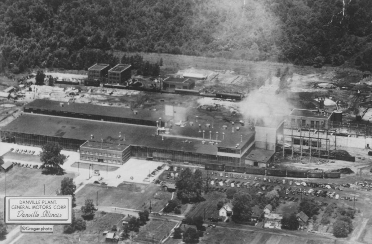 Tilton foundry '50s photo