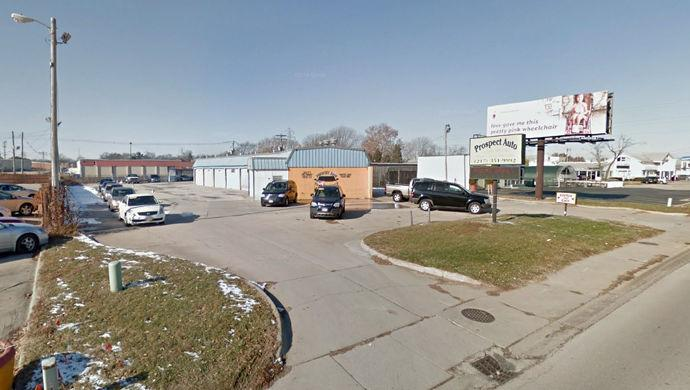 Captain D's gets building permit for former used-car lot on North Prospect