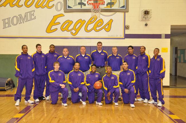 Rantoul Township 2011-2012 Boys Basketball Roster