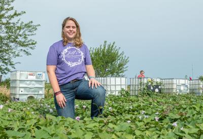 Jill Uken Sweet Potatoes