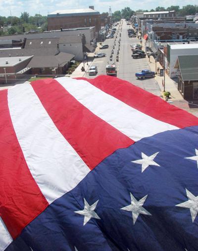 Paxton flag