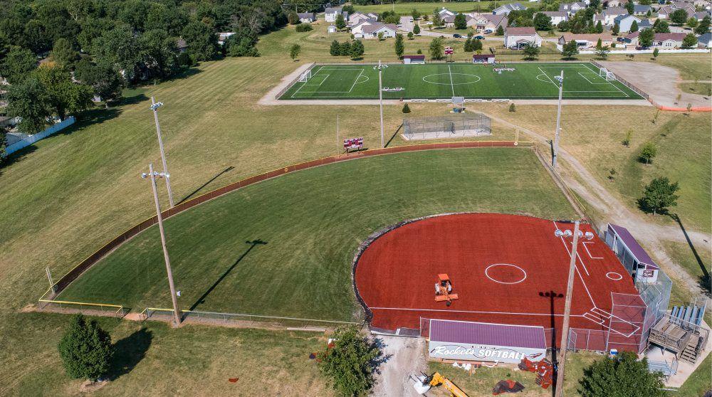 Unity softball