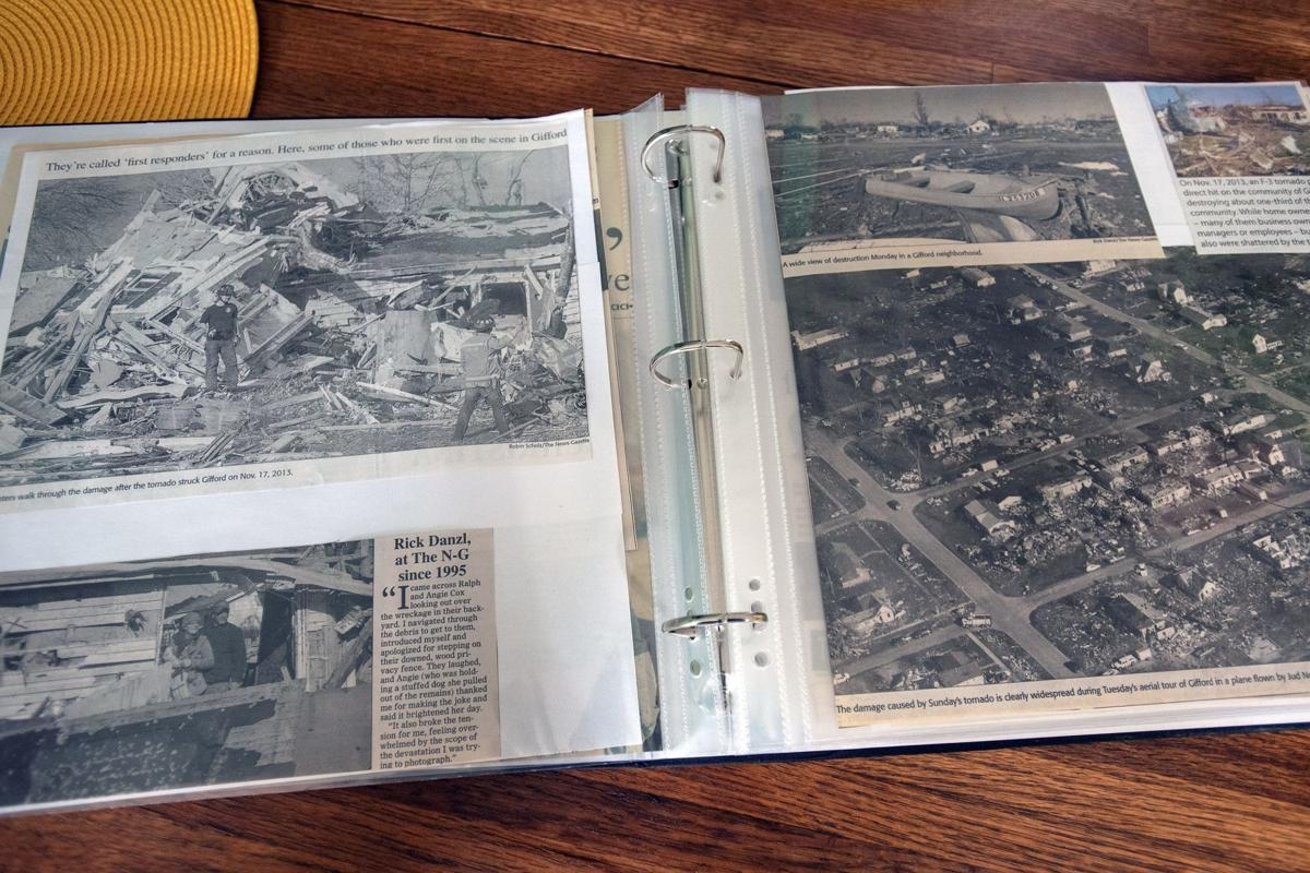 Five years later | Tornado recovery helped Gifford grow closer