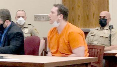 PC Jonathon Perry murder sentence