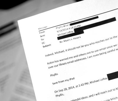 Updated: Wise fallout: UI releases ethics inquiry into personal email accounts