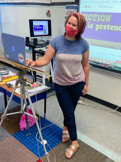 Teacher of the Week: Carissa Culbertson