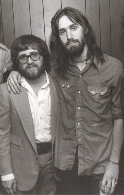 Irving Azoff and Dan Fogelberg