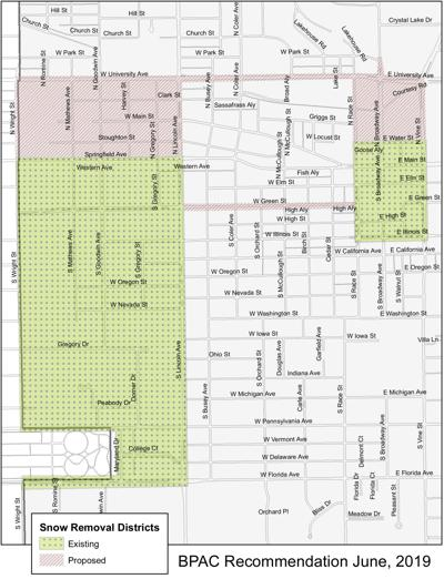 Urbana council snow removal expansion