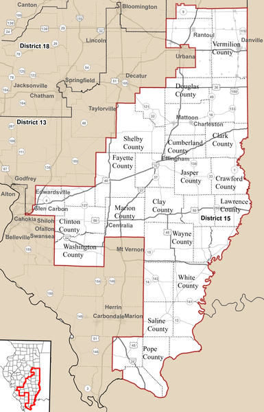 PRIMARY 2018 QUESTIONNAIRES: 15th Congressional District