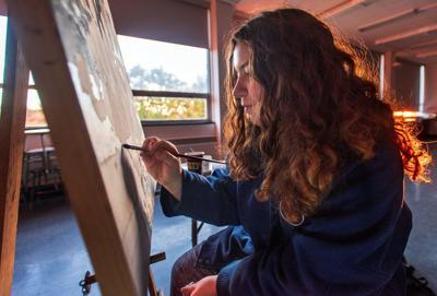ACE Student Award winner loves using her art for others