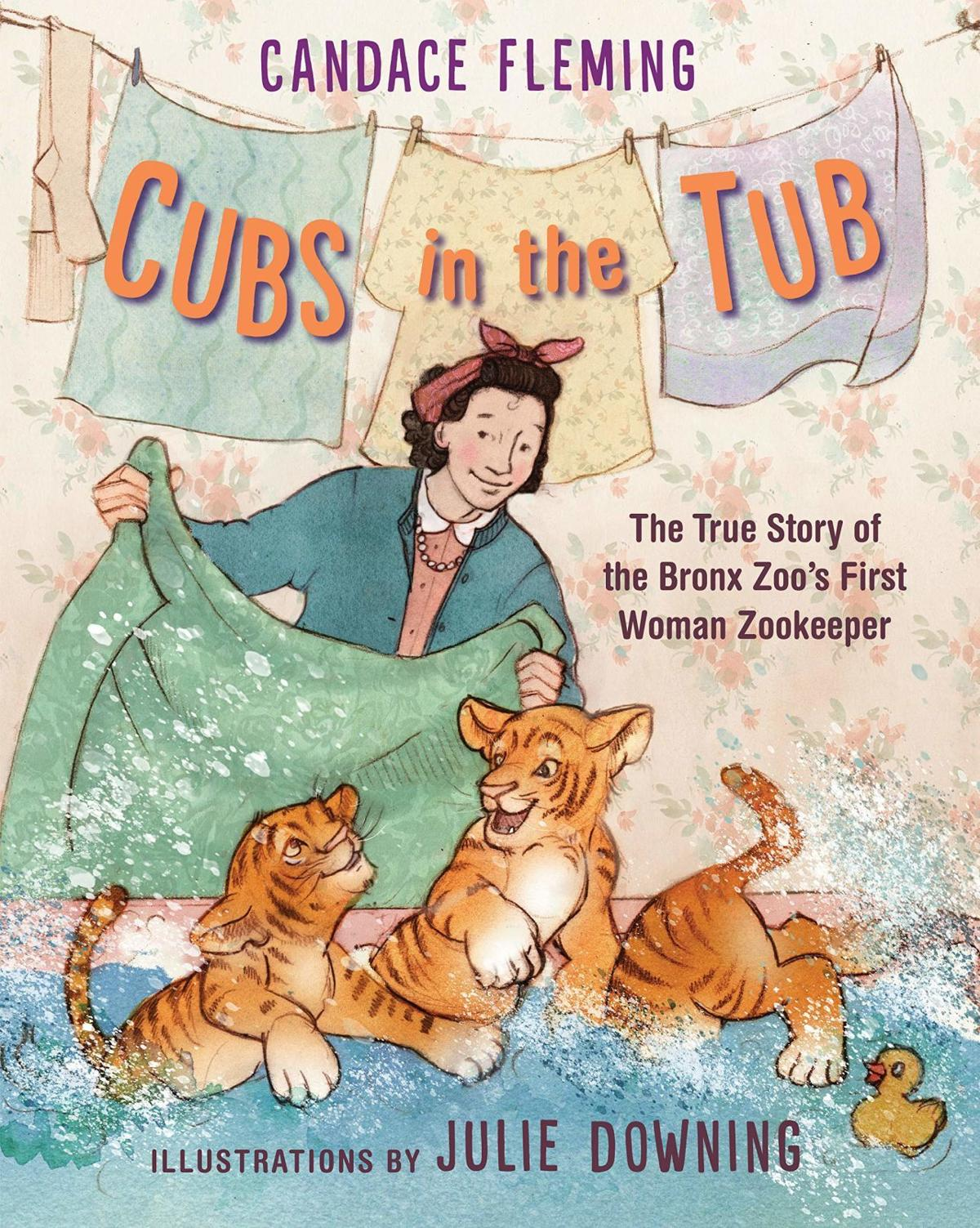 'Cubs in the Tub'
