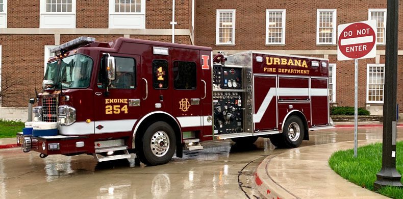 UPDATE: Illini Union basement reopens after fire at Einstein Bros. Bagels
