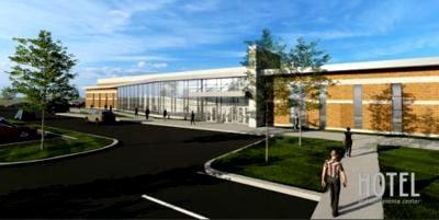 I Hotel expansion rendering