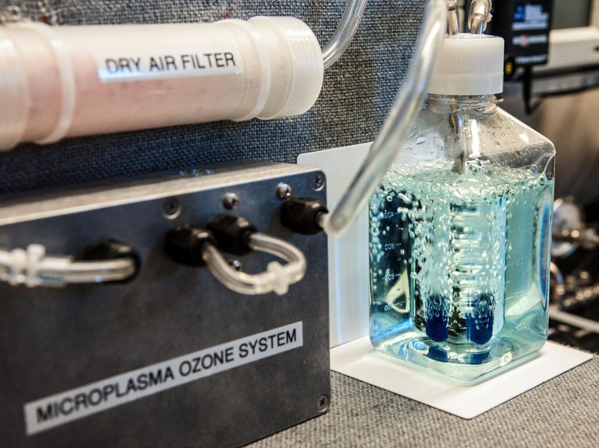 Company's microplasma technology generating interest