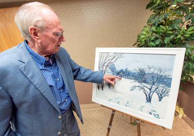Clark-Lindsey exhibit shows seniors putting skills, interests into action