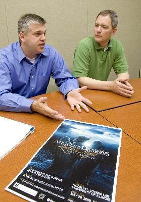 UI physicists to discuss science in 'Angels & Demons'