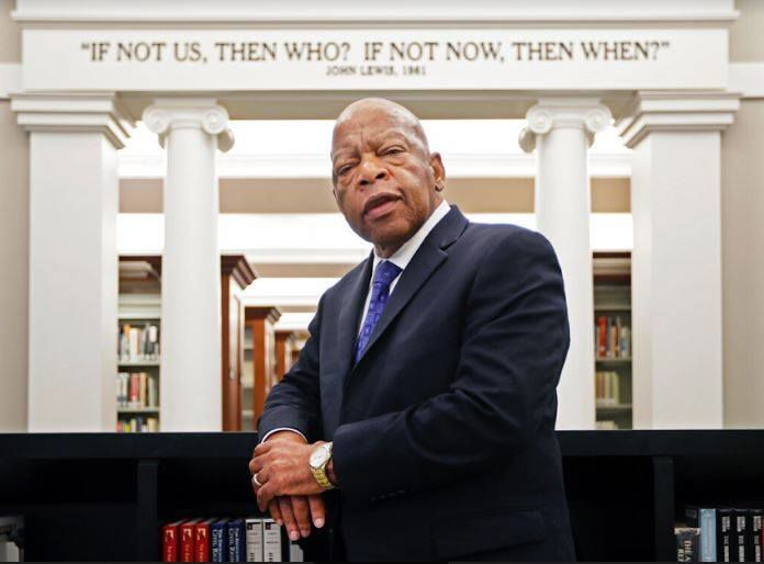 John Lewis: If not us