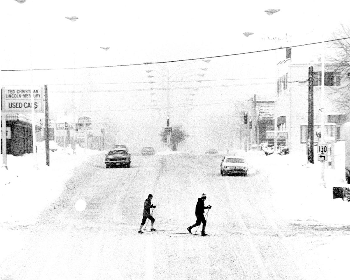Vine Street 1979 blizzard