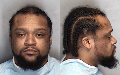 PC Campbell drug arrest