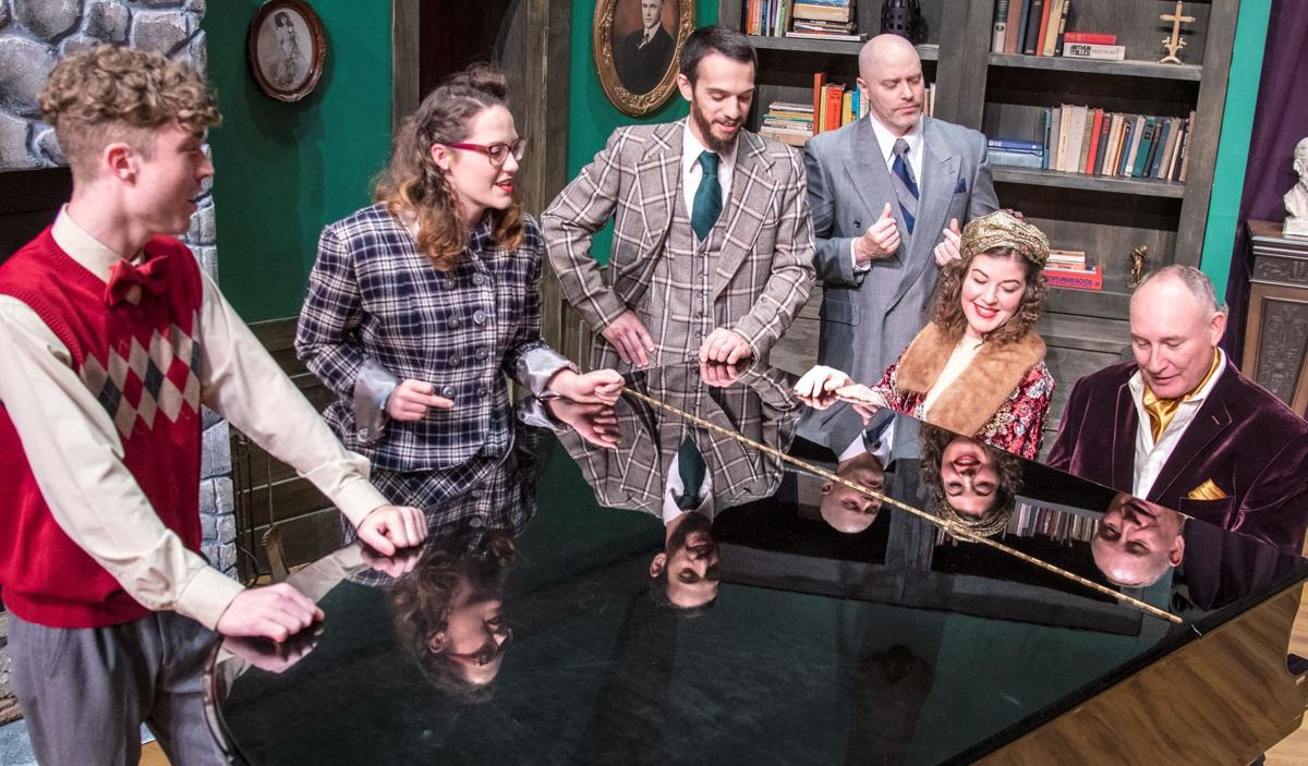 Agatha Christie meets 'Scooby-Doo' in Parkland's new play